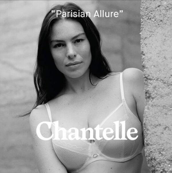 CHANTELLE Parisian Allure reggiseno scollato