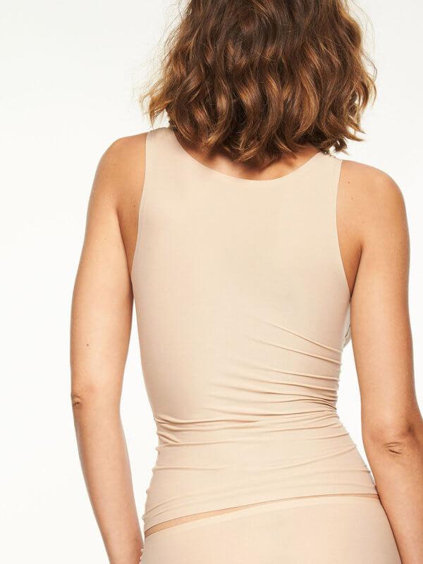 CHANTELLE soft stretch top spalla larga art. C26460