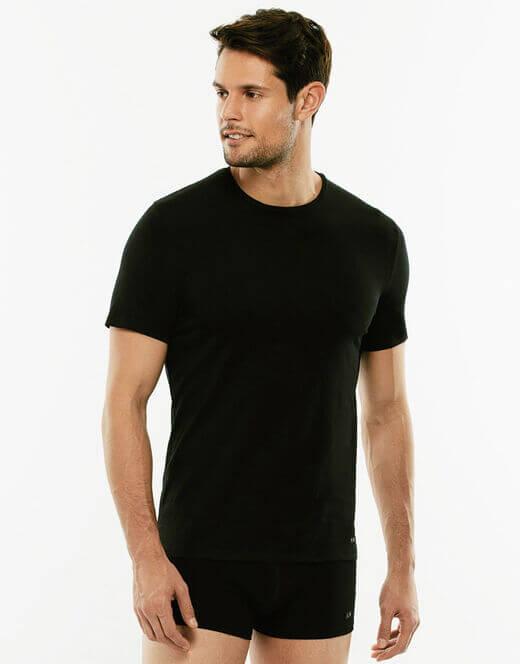 """LVB cotone """"supima"""" t-shirt girocollo"""